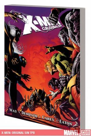 X-Men: Original Sin (2009)
