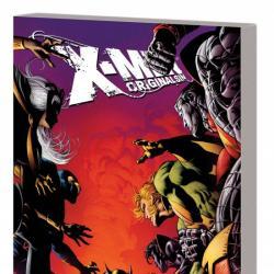 X-MEN: ORIGINAL SIN TPB