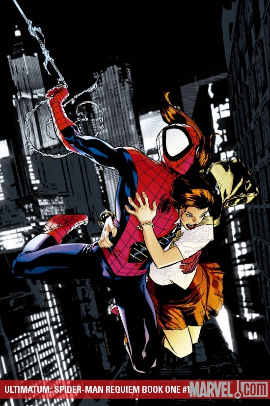 Ultimatum: Spider-Man Requiem Book One (2009) #1