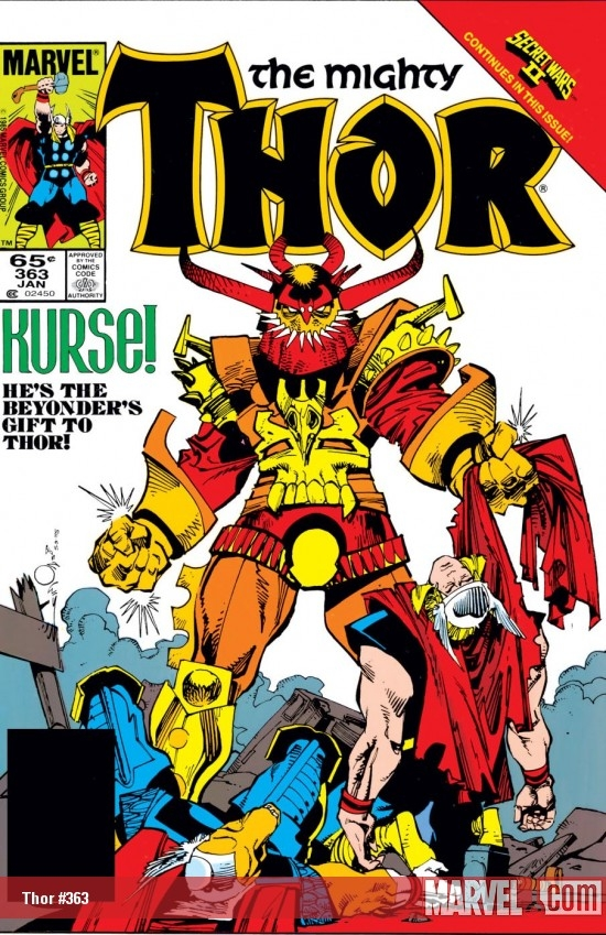 Thor (1966) #363