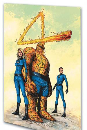 Fantastic Four: The Resurrection of Nicholas Scratch (2006)