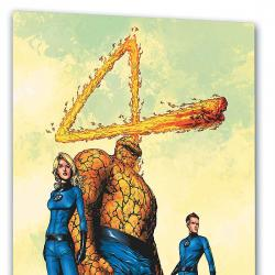 Fantastic Four: The Resurrection of Nicholas Scratch (Trade Paperback)