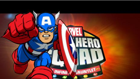 Marvel Super Hero Squad: The Infinity Gauntlet Captain America Spotlight