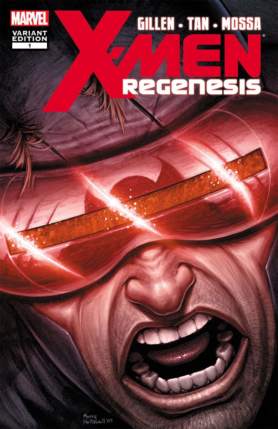 X-Men: Regenesis (2011) #1 (Hollowell Variant)