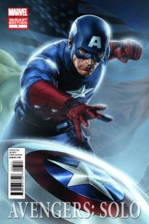 Avengers: Solo (2011) #1 (Movie Variant)