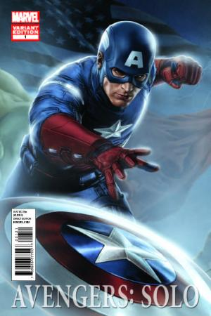 Avengers: Solo (2011) #1 (Movie Variant)
