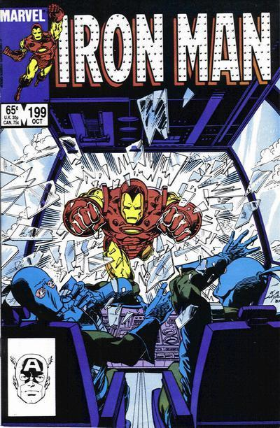 Iron Man (1968) #199
