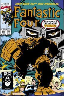 Fantastic Four (1961) #350