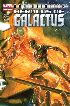 Annihilation: Heralds of Galactus #2