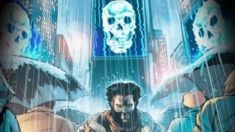 Marvel AR: Wolverine #9 Cover Recap