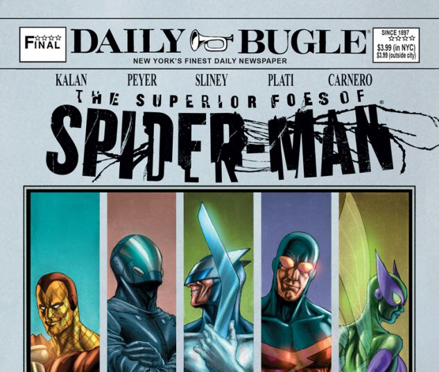 THE SUPERIOR FOES OF SPIDER-MAN 11