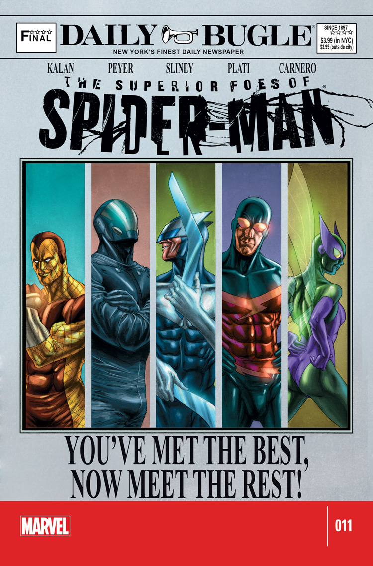 The Superior Foes of Spider-Man (2013) #11