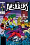 Avengers (1963) #296 Cover