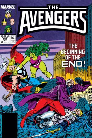 Avengers (1963) #296