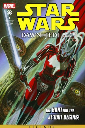 Star Wars: Dawn Of The Jedi - Prisoner Of Bogan (2012) #1