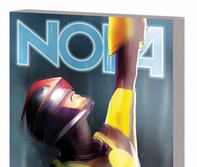 NOVA VOL. 6: HOMECOMING TPB