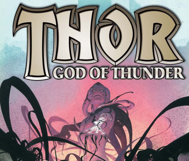 THOR: GOD OF THUNDER (2012) #8