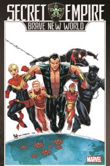 Secret Empire: Brave New World (Trade Paperback)