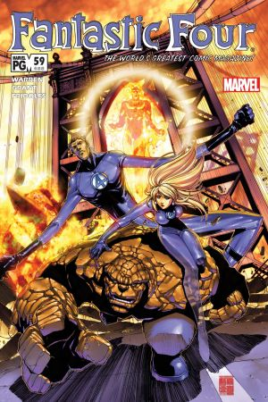 Fantastic Four (1998) #59