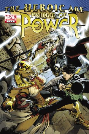Heroic Age: Prince of Power (2010) #3