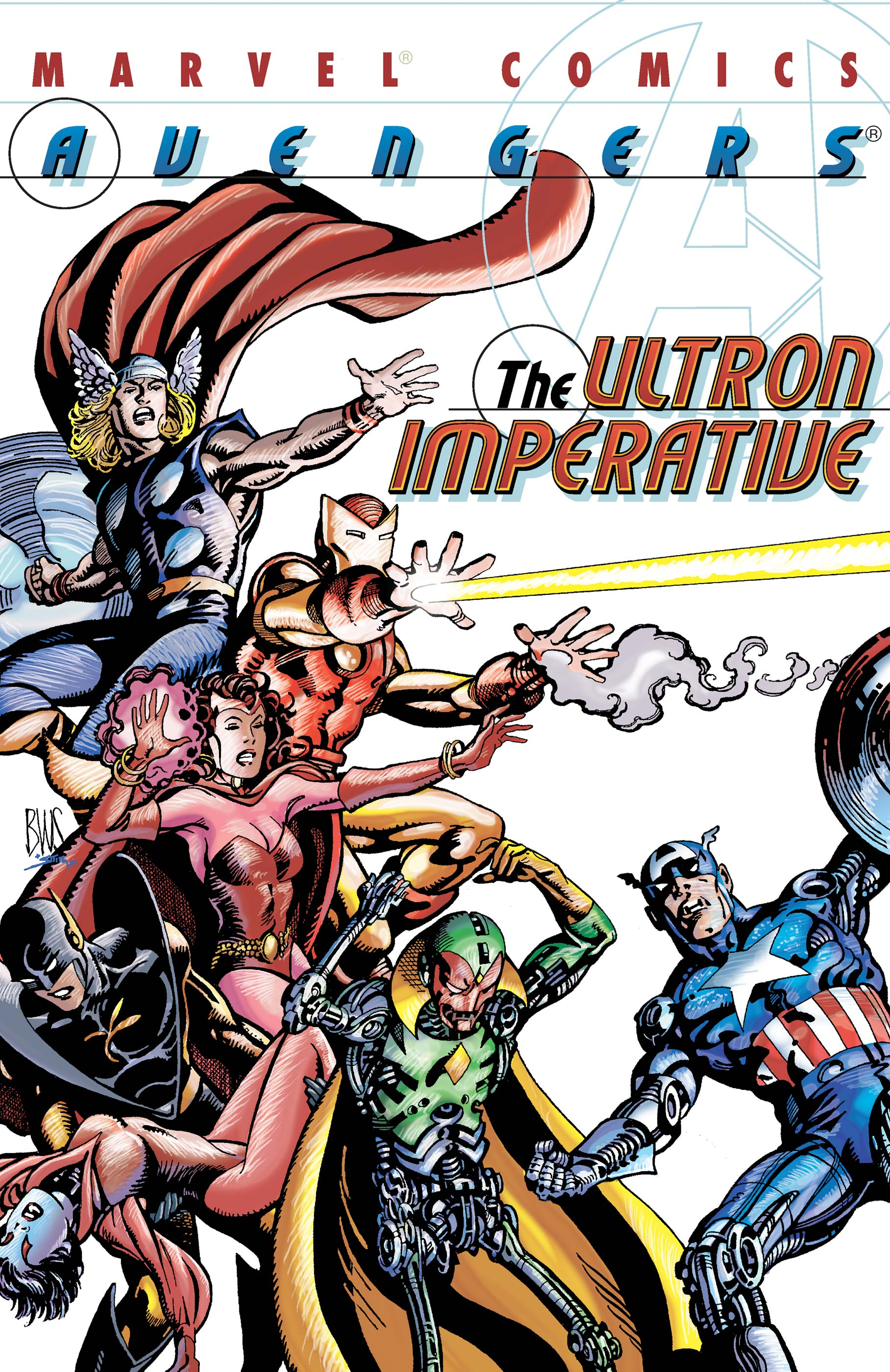 Avengers: The Ultron Imperative (2001) #1