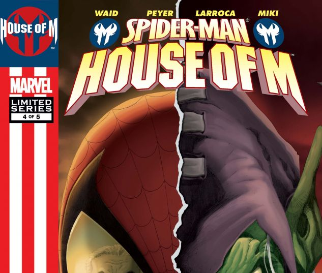 Spider-Man: House of M (2005) #4