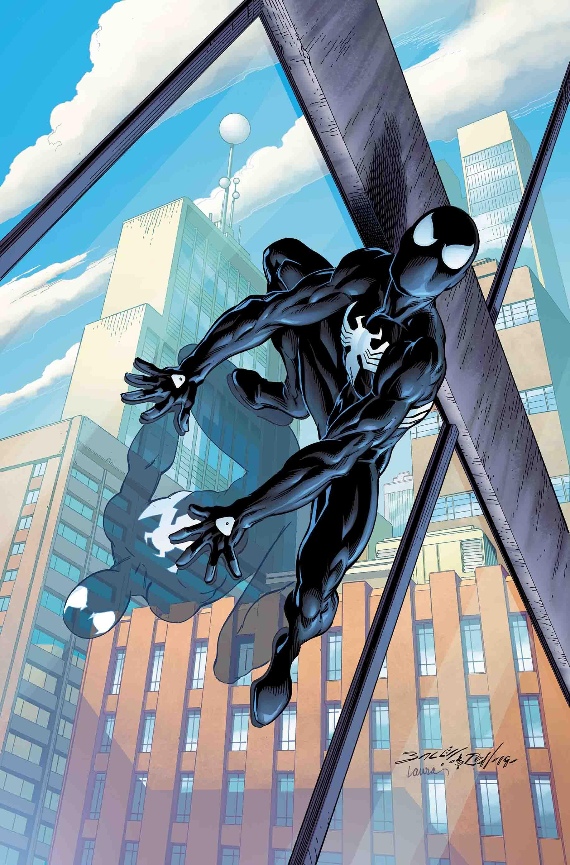 SENSATIONAL SPIDER-MAN: SELF-IMPROVEMENT 1 (2019) #1