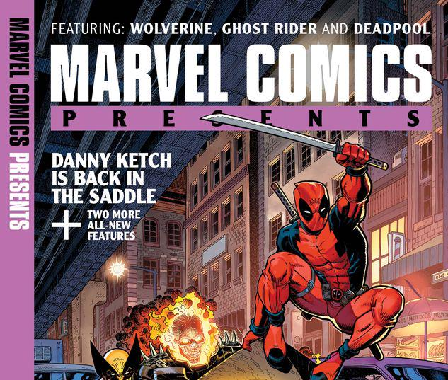 Marvel Comics Presents #6