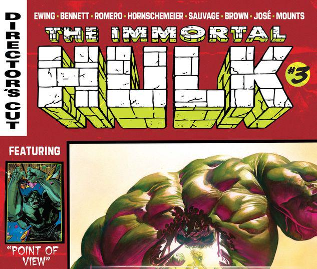 Immortal Hulk Director's Cut #3