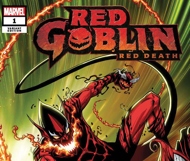 RED GOBLIN: RED DEATH 1 RON LIM VARIANT #1