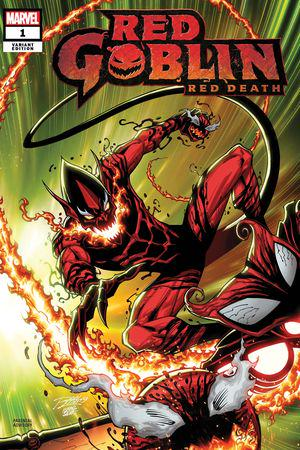 Red Goblin: Red Death (2019) #1 (Variant)