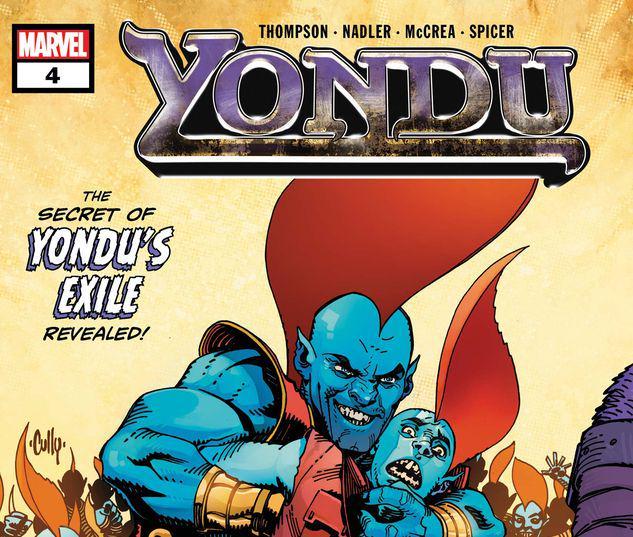 Yondu #4