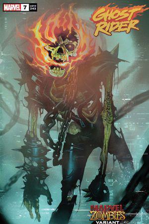 Ghost Rider (2019) #7 (Variant)