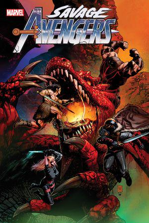 Savage Avengers #14