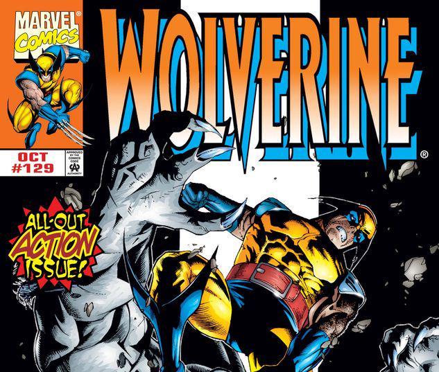 Wolverine #129