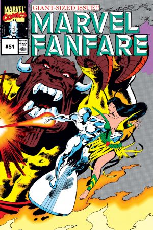 Marvel Fanfare (1982) #51