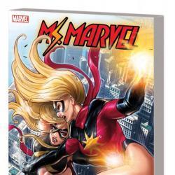 Ms. Marvel Vol. 8: War of the Marvels (Trade Paperback)