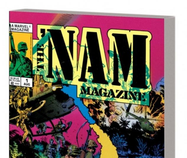 THE NAM VOL. 1 TPB
