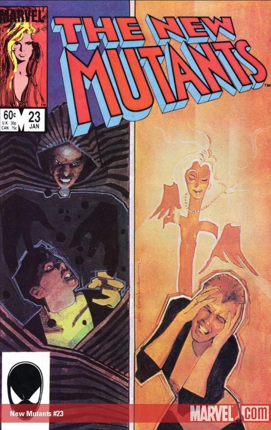 New Mutants (1983) #23