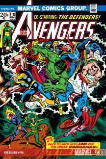 Avengers #118