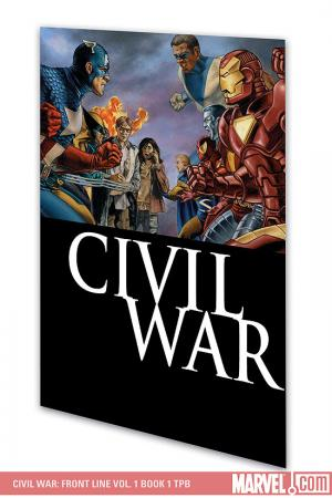 Civil War: Front Line Book 1 (2007)