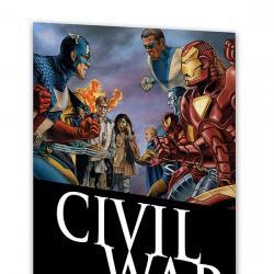 Civil War: Front Line Book 1