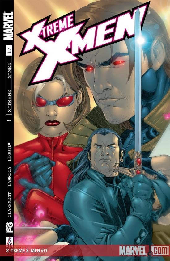 X-Treme X-Men (2001) #17