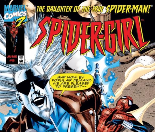Spider-Girl (1998) #9