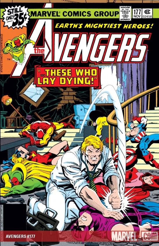 Avengers (1963) #177