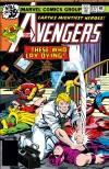 AVENGERS #177 COVER