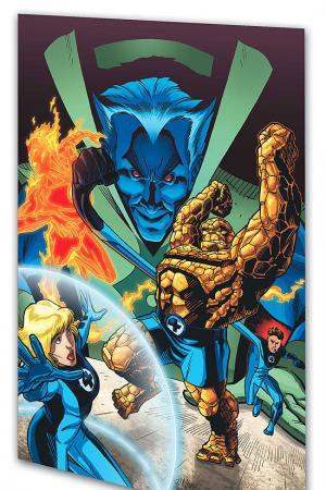 Marvel Adventures Fantastic Four Vol. 4: Cosmic Threats (2006)