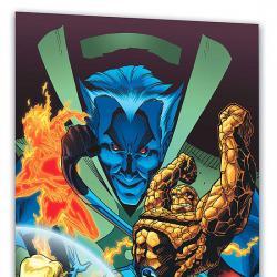 Marvel Adventures Fantastic Four Vol. 4: Cosmic Threats (Digest)