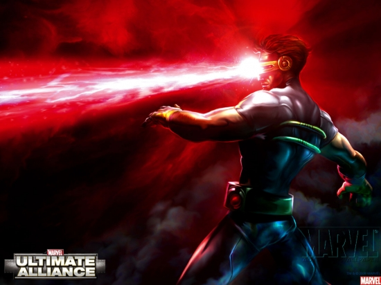Marvel Ultimate Alliance Cyclops