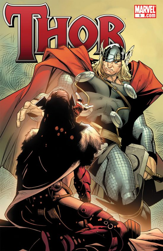 Thor (2007) #5